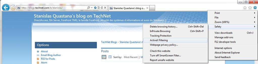 ActiveX Filtering 1 squastana Flickr