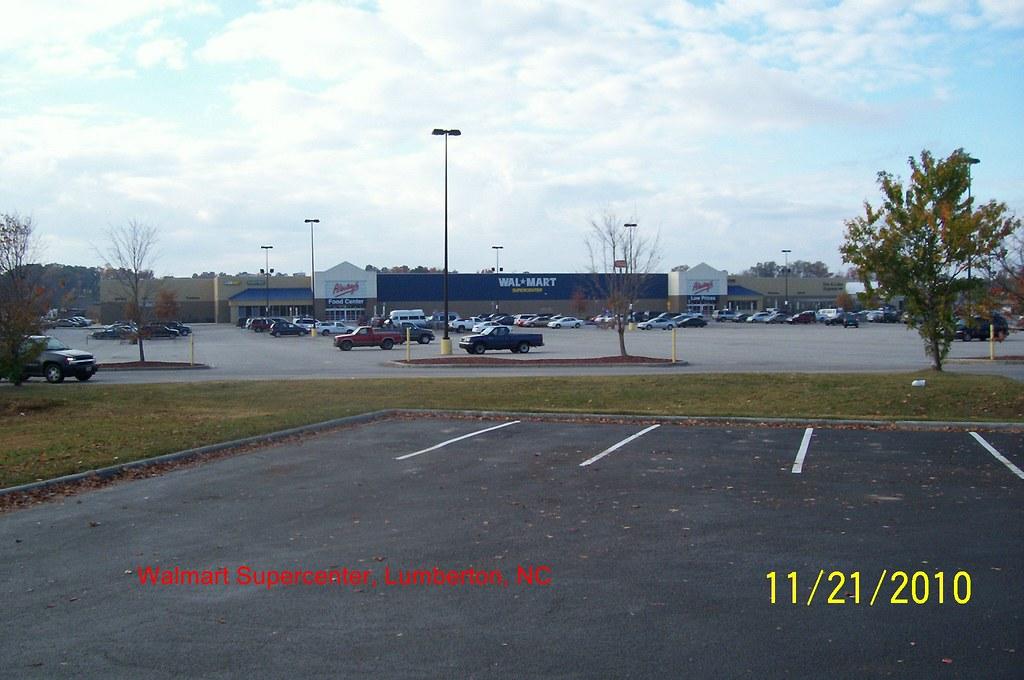 Walmart Supercenter, Lumberton, NC This Walmart is located\u2026 Flickr