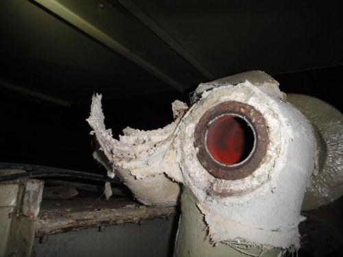 Medium Of Asbestos Pipe Insulation