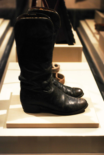 Justin Boots Early Original Design Cowboys Immigrants