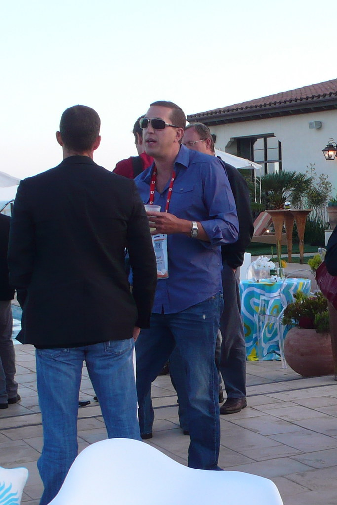 Donald Leka at AllThingsD Conference Terranea Resort Ranch\u2026 Flickr