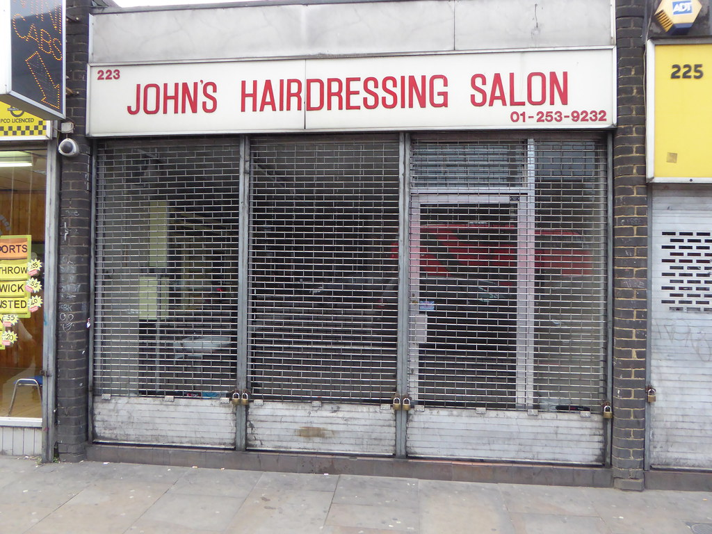 Hairdressing Salon John S Hairdressing Salon Duncan C Flickr