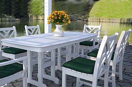 Polywood Chippendale Patio Furniture If You Think For
