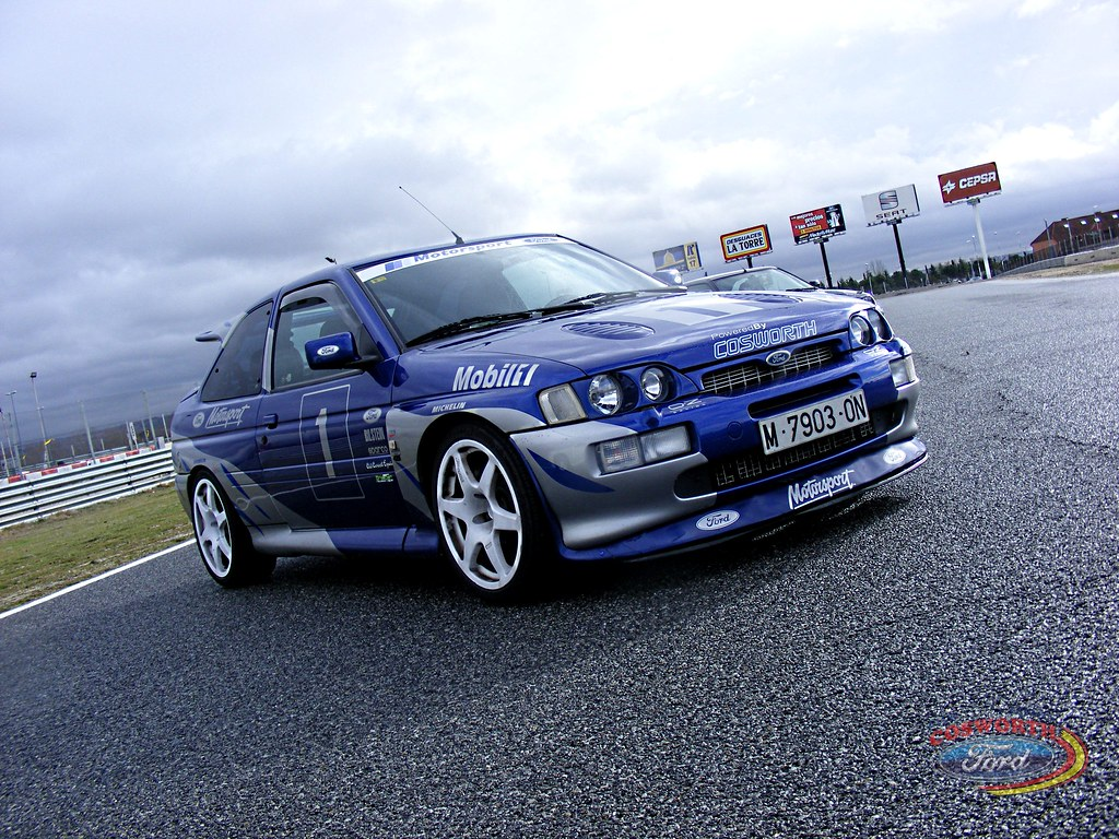 3d Iphone Wallpapers Free Ford Escort Cosworth By Ttd Motorsport Flickr