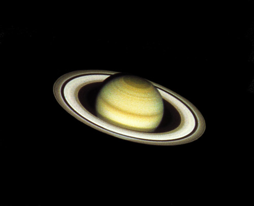 Dark 3d Wallpaper Saturn Taken With The Hubble Space Telescope Tbt Flickr