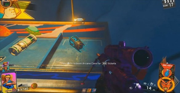 Call of Duty: Infinite Warfare - Zombies In Spaceland