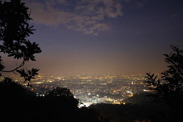 台中夜景 Night of Taichung