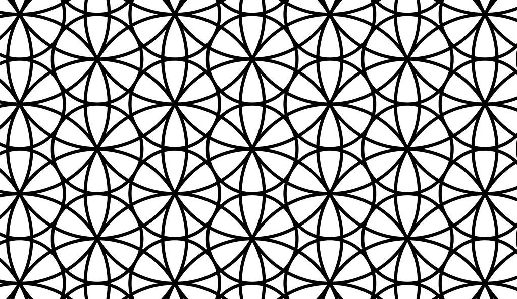 Jai Deco Geometric Pattern 139 Jai Deco - Sacred Geometry \u2026 Flickr
