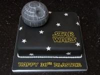 Star Wars Death Star Cake   Flickr - Photo Sharing!