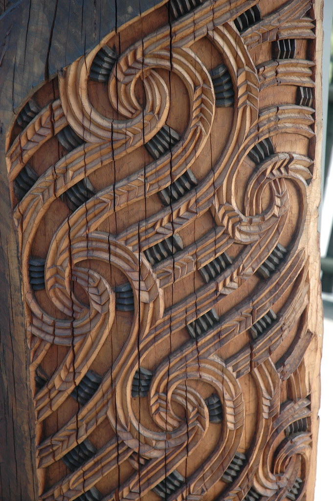 3d Wallpaper Interior Design Maori Carving 1 Carvings From The Te Puia Carving And