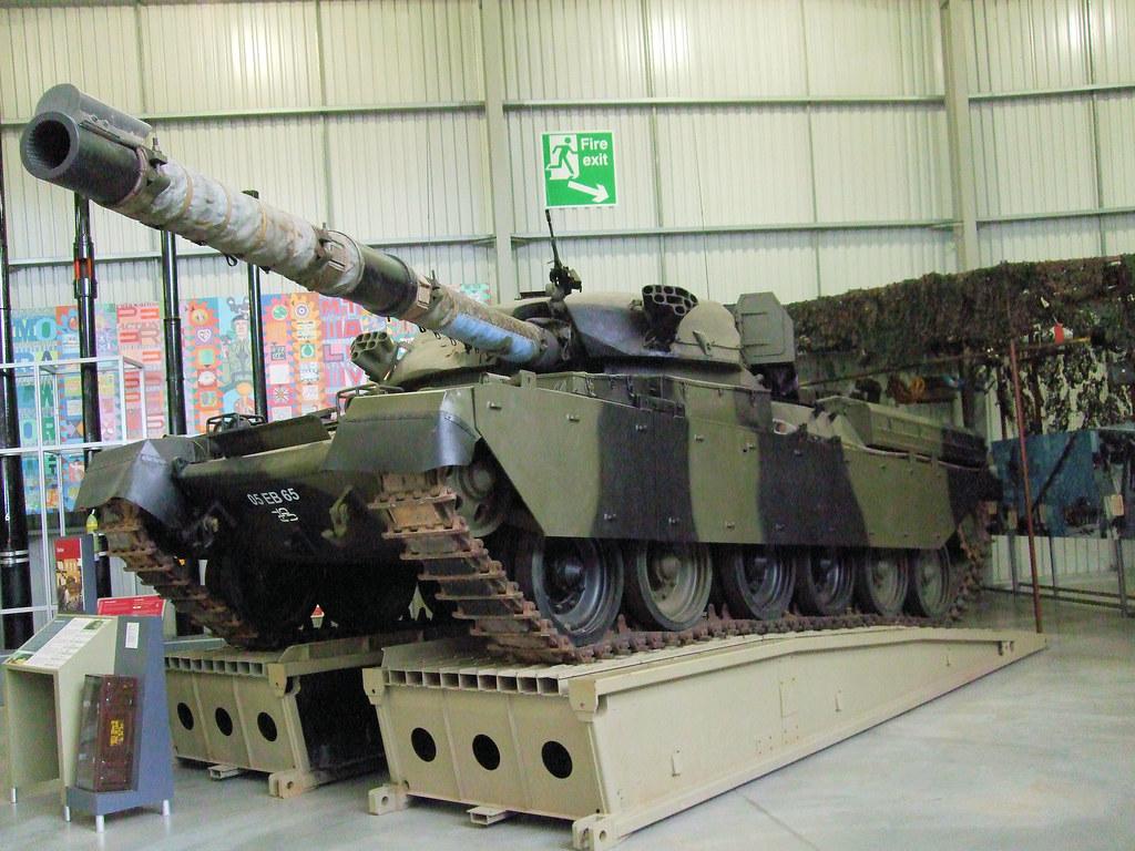 New Car Wallpaper 3d Chieftain Tank Bovington Tank Museum Dorset The Fv