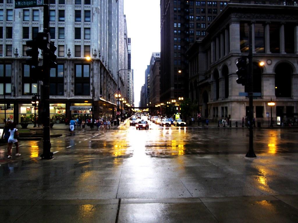 Hd Wallpaper Of World Rainy City Streets Becs227 Flickr