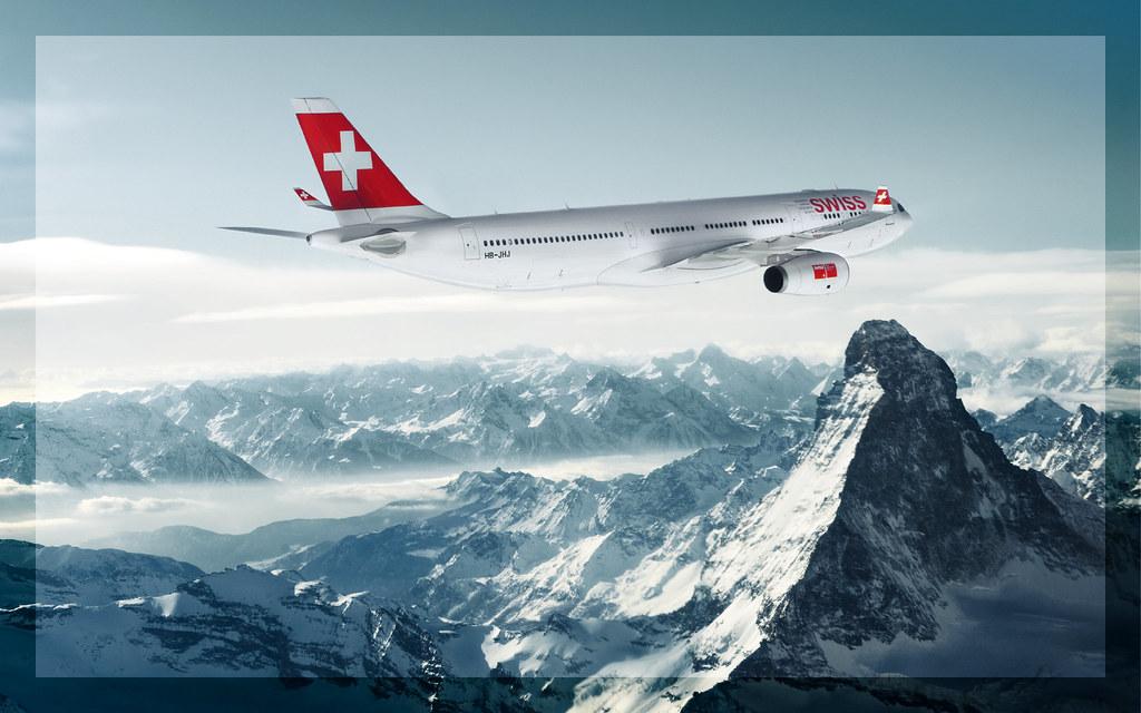3d Mountain Wallpaper Swiss Wallpaper 7 2560x1600 Swissintlairlines Flickr