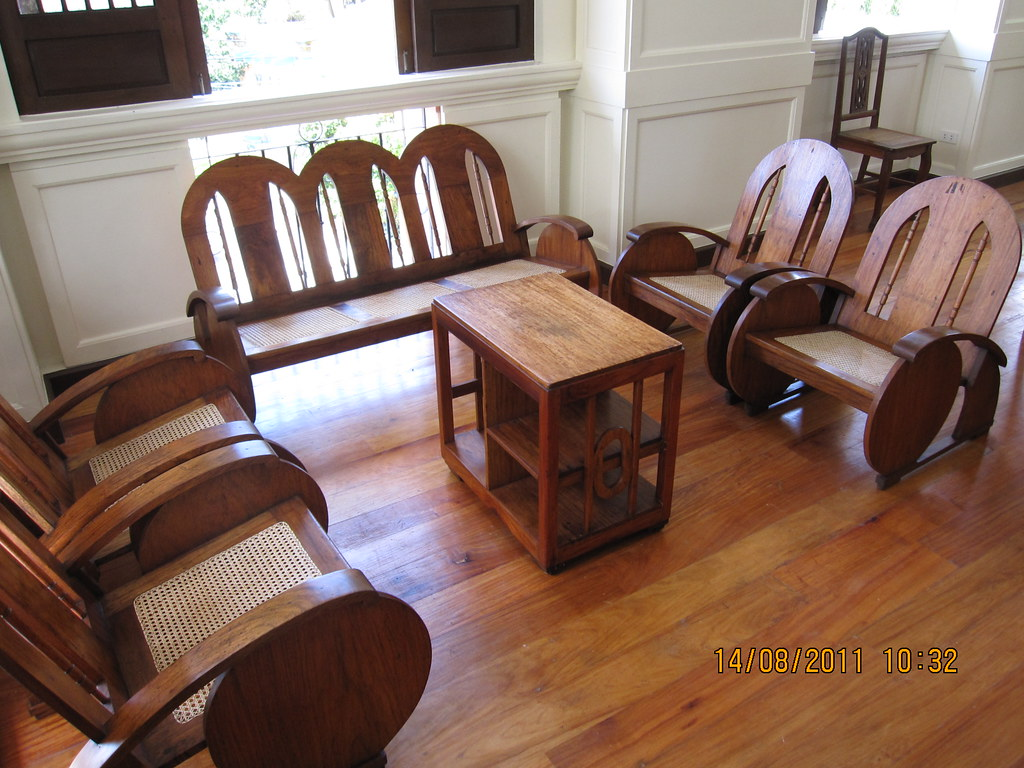 Sala Set For Sale Gensan Charitable Fund Raiser Ambassador Sala Set A Five Piece