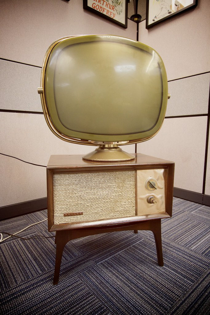 2 7 Early Philco Television Set | Marcin Wichary | Flickr