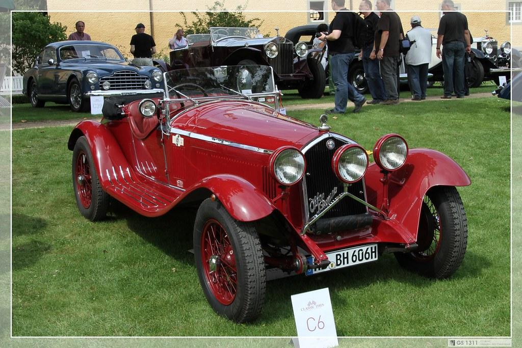 Sports Car Wallpaper 3d 1929 1933 Alfa Romeo 6c 1750 Gran Sport Zagato 02 Flickr