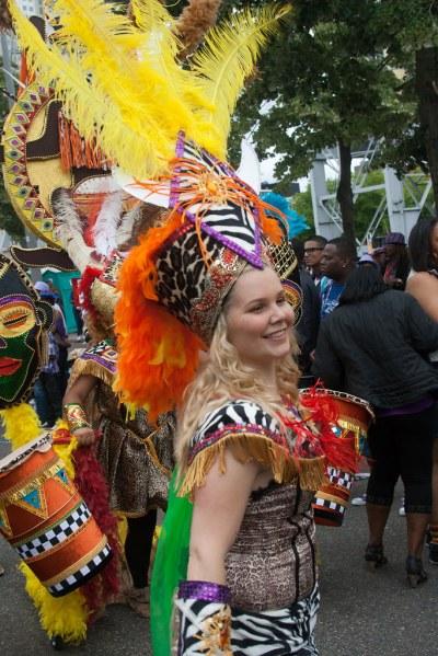 Zomercarnaval Rotterdam 2011 | De Straatparade, het kleurrij… | Flickr