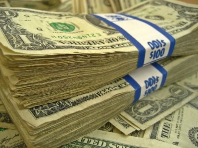 Cash | Lots of American money I am the designer for 401kcalc… | Flickr