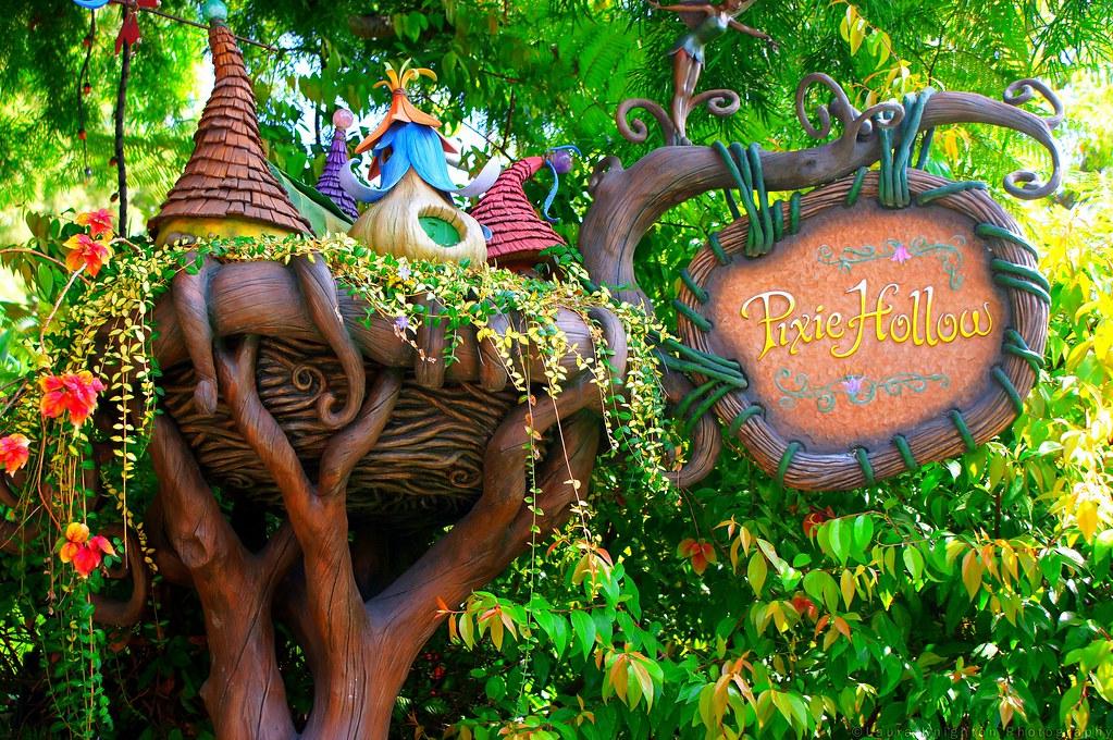 3d Tinkerbell Wallpaper Pixie Hollow Thatdisneylover Flickr