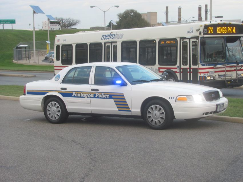 Pentagon Police cvfreepro
