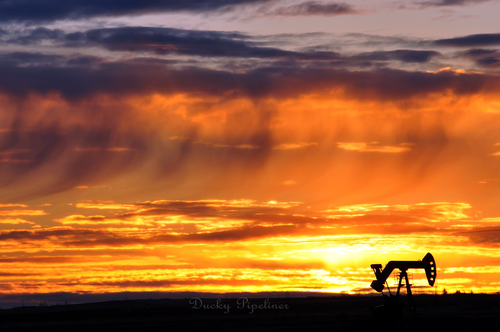 Beautiful Fall Wallpapers For Desktop Sunrise On The Oil Field In Saskatchewan They Call It