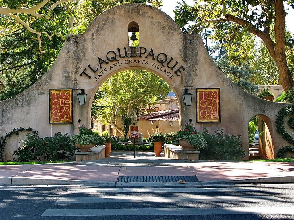 Best 3d Live Wallpaper Tlaquepaque Arts Amp Crafts Village Entrance Sedona Flickr