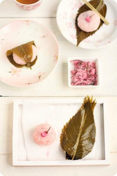 Sakuramochi 桜餅 | kansai style. recipe & write-up on Evan's K… | Flickr