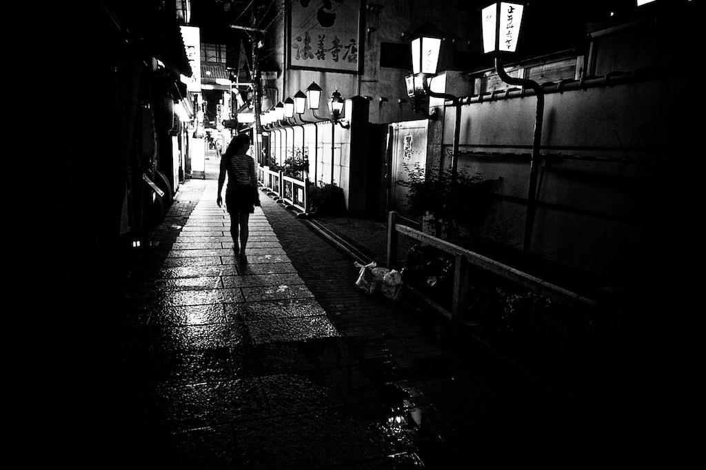 Dark Wallpaper Anime On The Dark Streets Brett Elmer Flickr