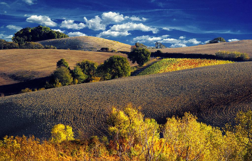 3d Weather Live Wallpaper Autunno In Toscana Bello Viverlo Di Nuovo Autumn In