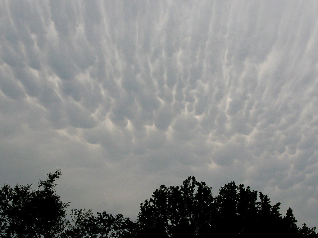 Tim Deegan Mattress Weird Clouds Shot From My Driveway Tim Deegan Flickr