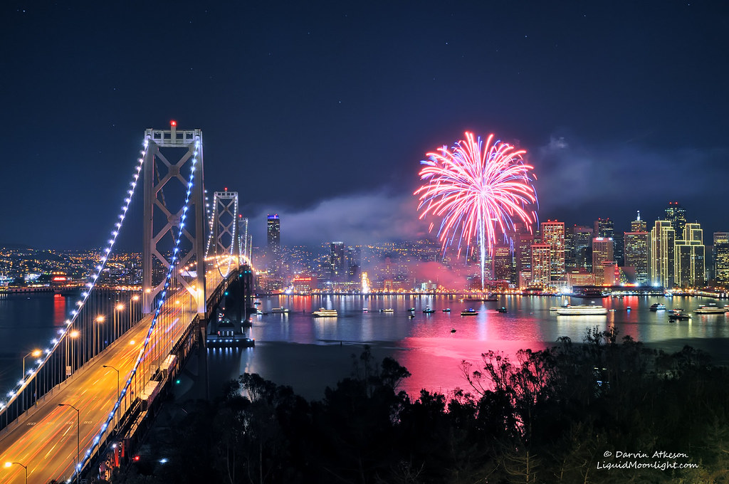 3d New Years Wallpaper Images San Francisco Fires One Up For My Big 50th Birthday Bash