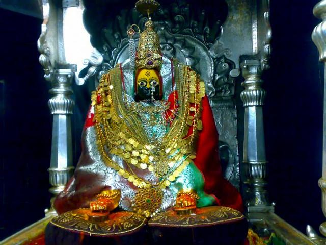 Aai 3d Wallpaper Tuljapur Tuljabhavani Goddess Maharashtra Shaktipeeth