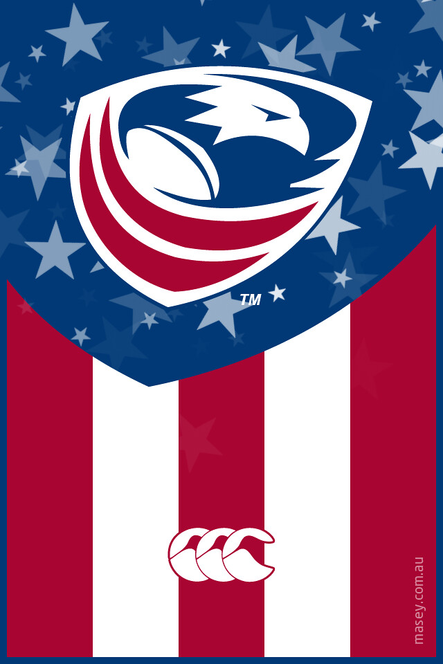 Iphone 4 Wallpapers Hd 3d Usa Rugby Iphone Wallpaper Splash This Wallpaper Across