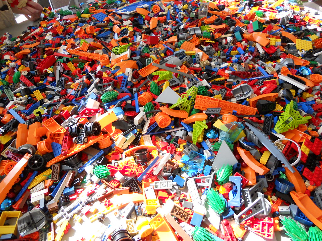 3d Wallpaper For Kids Lego Mess Bianca Bueno Flickr