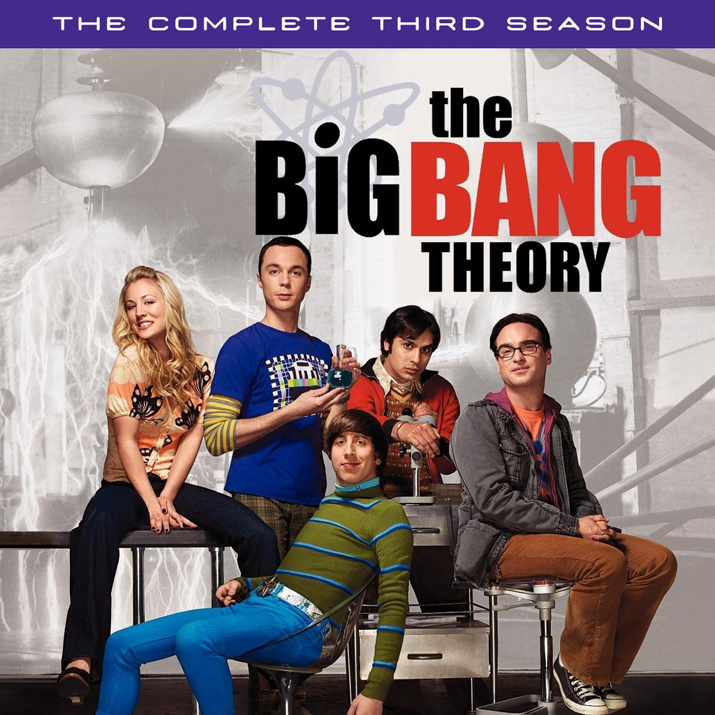 Big Bang Theory Bettwäsche Big Bang Theory Season 3 Dancingmonkey Uk Flickr