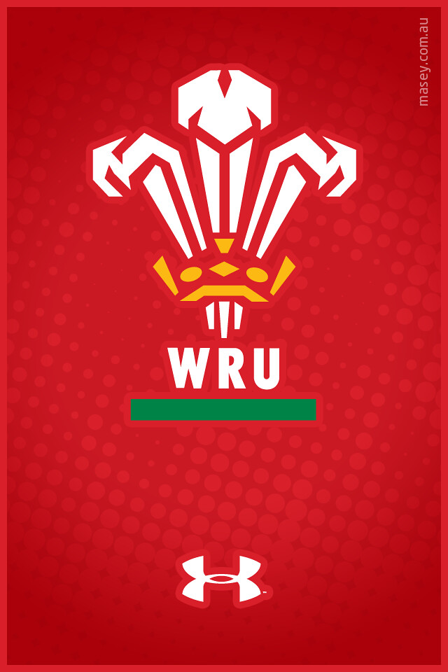 Iphone Wallpaper 3d Free Welsh Rugby Iphone Wallpaper Splash This Wallpaper