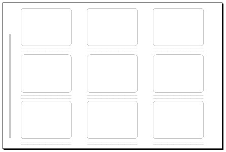09 frame storyboard 24 x 16 in Storyboard template PDF v\u2026 Flickr - storyboard template pdf