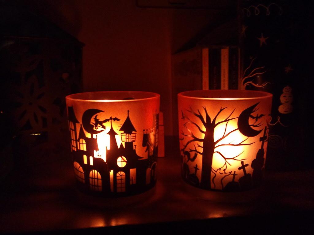 Girl Halloween Wallpaper Halloween Candles Surfergirl30 Flickr