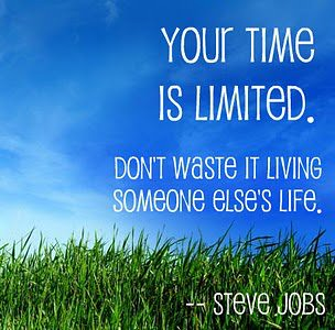 Steve Jobs Quotes Your Time Is Limited Wallpaper Your Time Is Limited Son T Waste It Steve Jobs Flickr