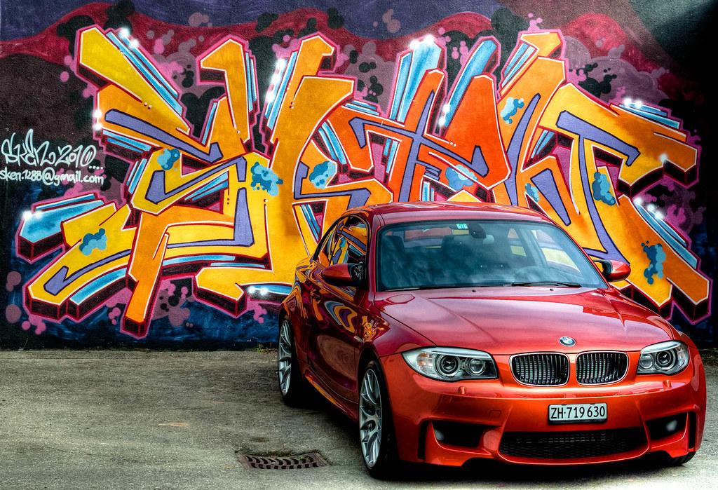 Bmw Car Wallpaper 2011 Bmw M Series Graffiti Alex Rogers Flickr