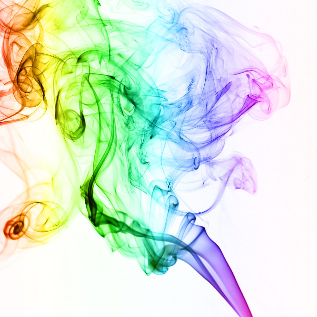 Black And White Wallpaper Living Room Rainbow Smoke Mandar Dadhe Flickr