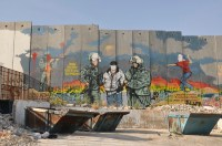 Palestine Street Art | West Bank Wall, Palestine www ...
