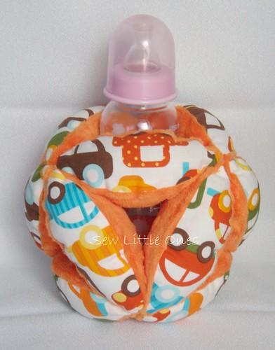 Baby Ball Bottle Holder Wwwsewlittleonescom This Baby