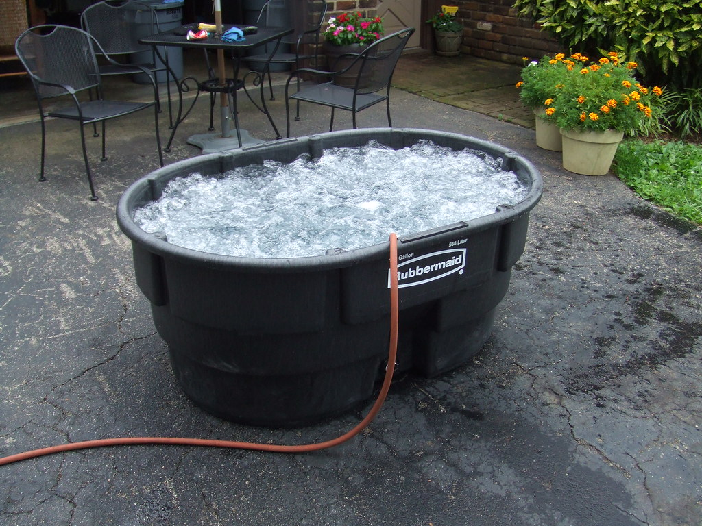 Fullsize Of Homemade Hot Tub