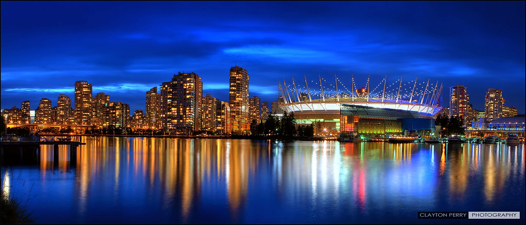 Football Wallpapers Hd Vancouver S New Skyline The New Bc Place Or Whatever The