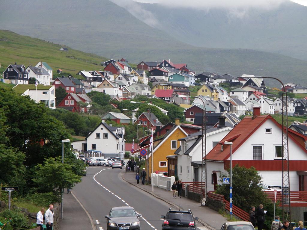 3d Name Wallpapers R Midvagur Vagar Faroe Islands I Took This Photo On 9