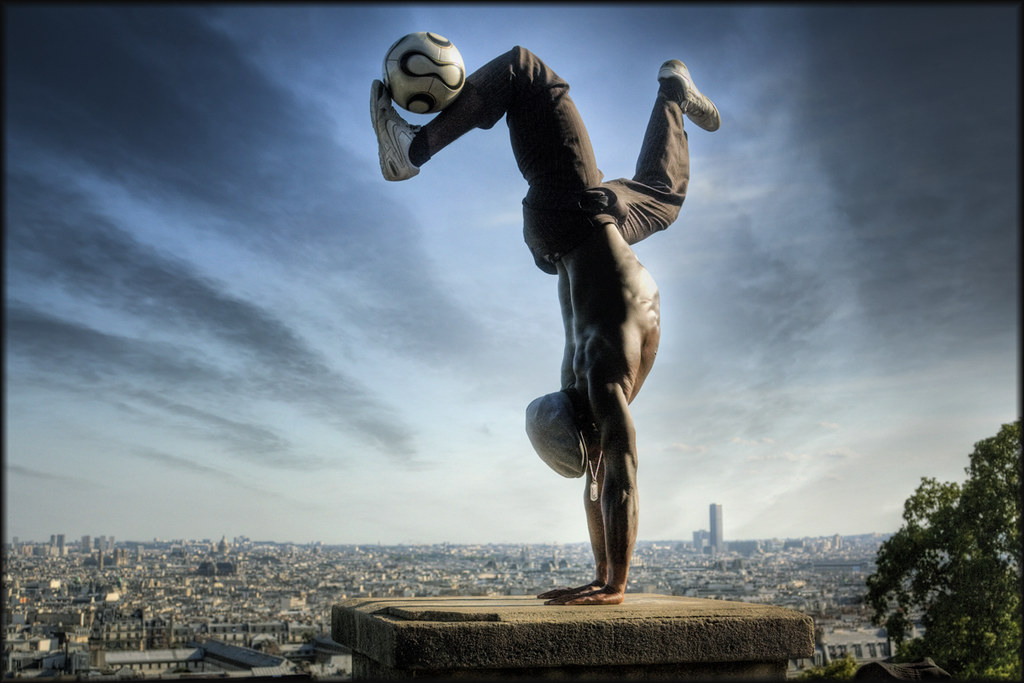 New 3d Live Wallpaper Football Freestyle Iya Traore Pascal Flickr