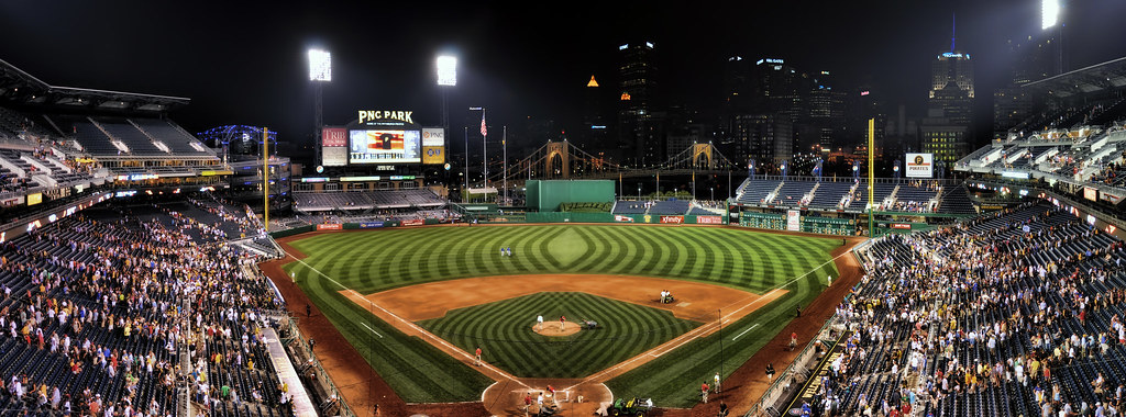 3d Wallpaper Free Wallpaper Pnc Park Panoramic This Was Taken In 7 Different Shots
