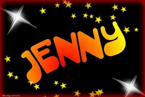 Foto Wallpaper 3d Jenny Custom Made Wallpaper Name By Mc9grafix Magic