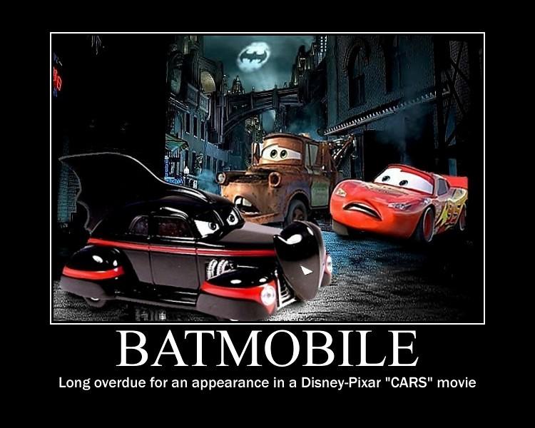 Batman The Dark Knight Car Wallpaper Disney Pixar Cars Featuring The 1940 S Batmobile Flickr